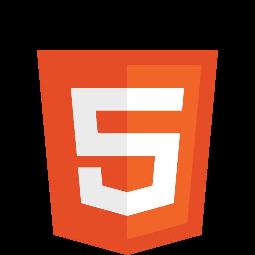 Логотип HTML 5