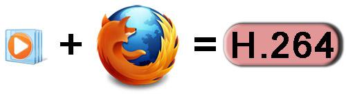 Firefox теперь поддерживает H.264